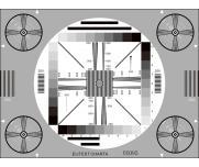 手机镜头像素分辨率卡解析度卡单反相机车载摄像头综合图像测试卡