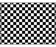 CHESSBOARD TEST CHART