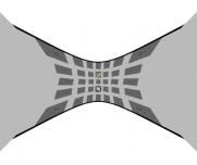 SFRplus广角测试卡畸变高达160oFoV 摄像头鱼眼测试chart