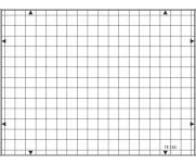 19 / 14 – GRID TEST CHART
